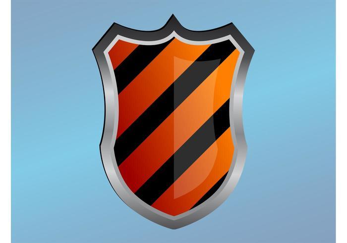Striped Shield
