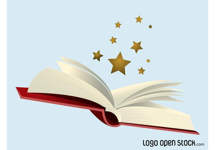 Magical Book Download Free Vector Art Stock Graphics