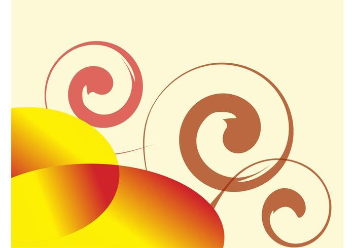 Background Swirls