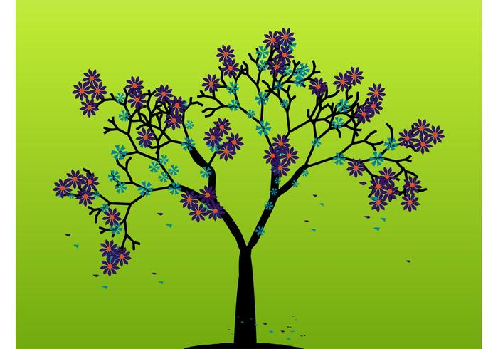 Spring Tree Graphics