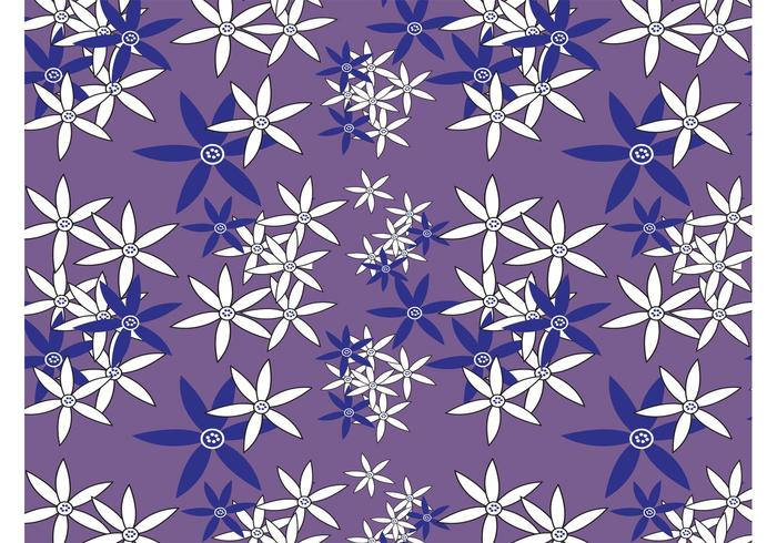 Violets Pattern