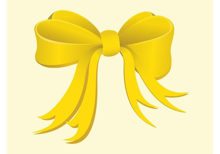 Yellow Bow