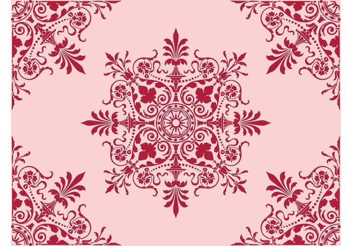 Floral Ornaments Vectors