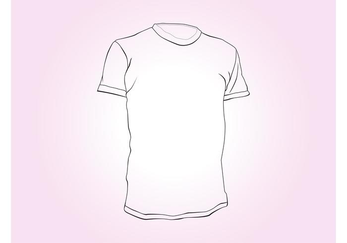 T-Shirt Outlines