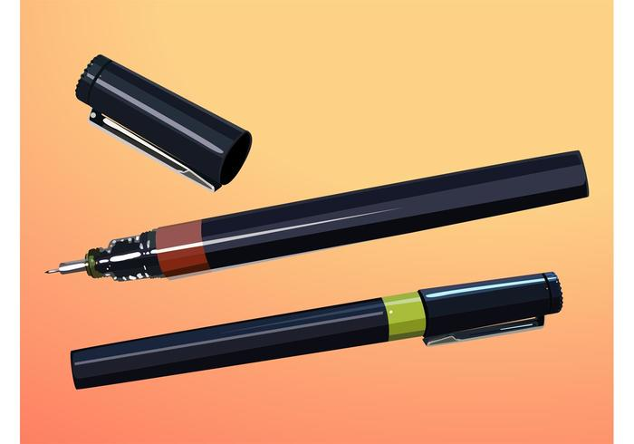 Pens Vectors