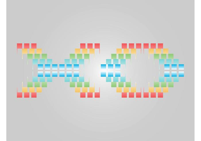 Pixelated Text Art