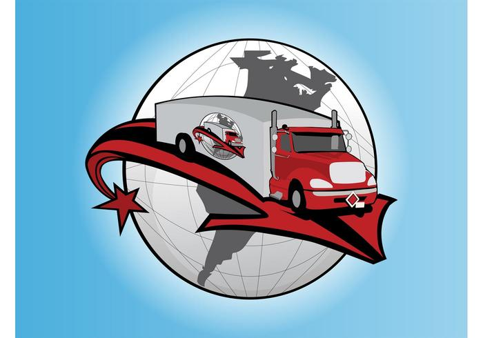 truck logo   download free vector art stock graphics amp images