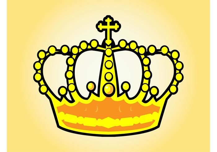 Cartoon kroon