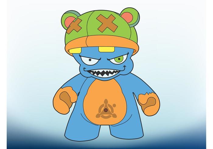 Killer Teddy Bear