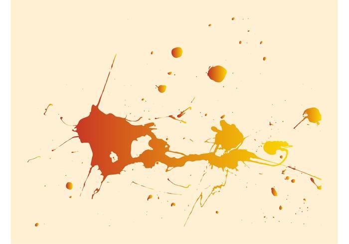 Gradant Splatter