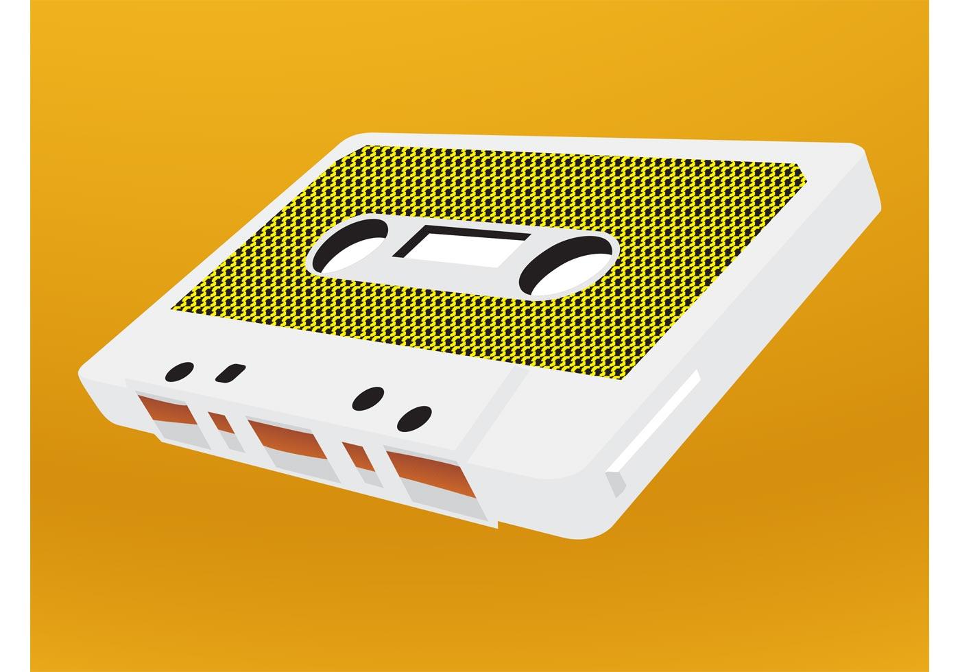 Cassette Vector Download Free Vector Art Stock Graphics