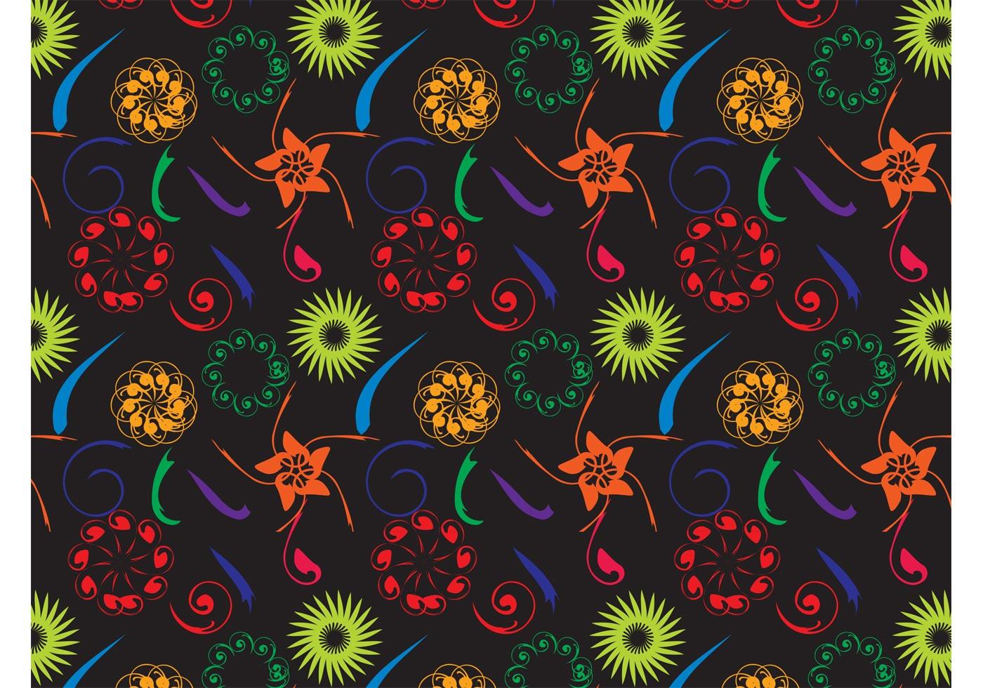 motif de fleurs sombres t l chargez de l 39 art des graphiques et des images vectoriels gratuits. Black Bedroom Furniture Sets. Home Design Ideas