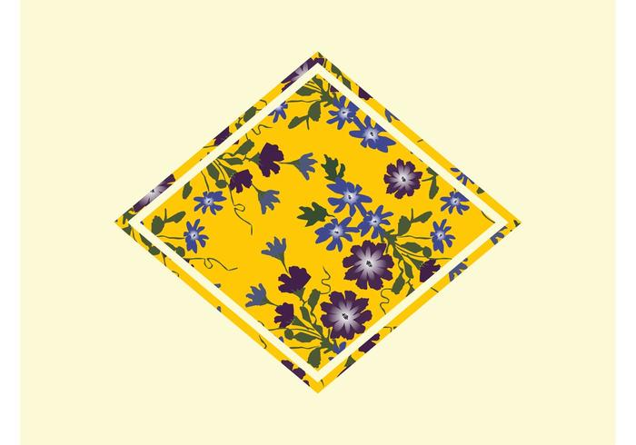 Flowers Badge