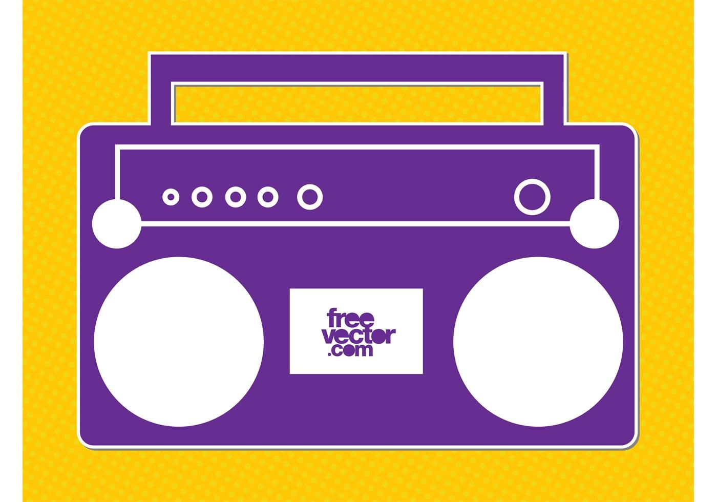 Itunes Radio Icon Vector Radio Logo Free Vector...