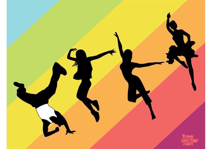 Dance Vectors