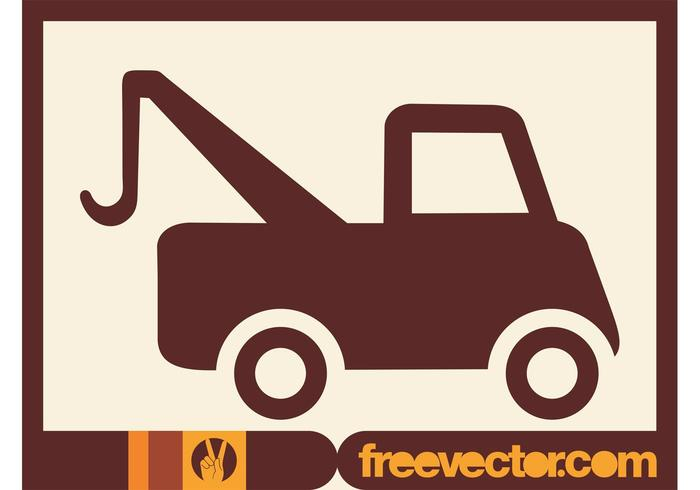 Tow Truck Icon Download Free Vector Art Stock Graphics Images