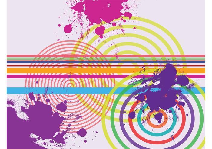 Grunge Geometry Visuals