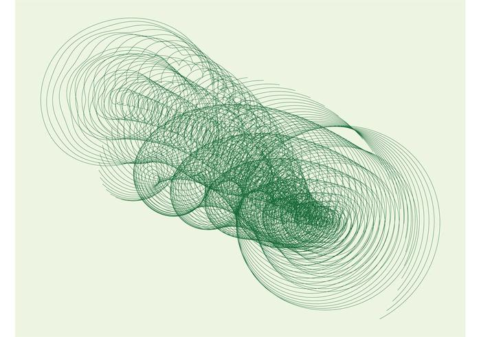 Green Wireframe
