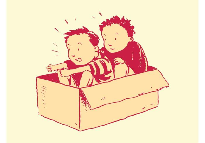Kids In Box