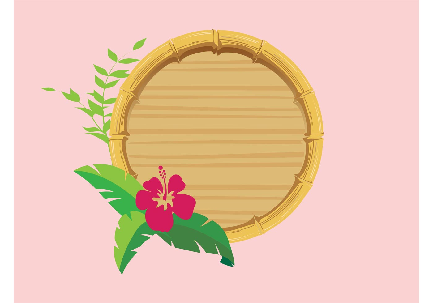 tropical plants free vector art 8808 free downloads
