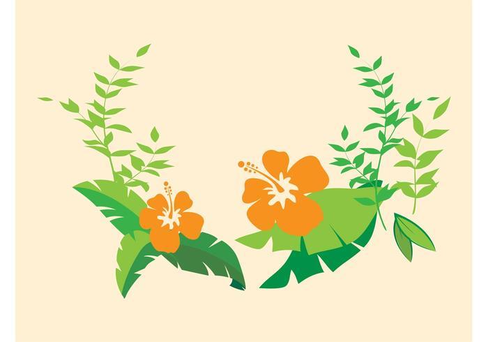 hibiscus flowers download free vector art stock graphics images rh vecteezy com hawaiian flower vector free hawaiian flower vector free download