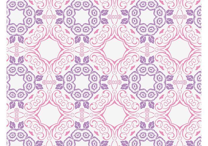 motif floral romantique t l chargez de l 39 art des graphiques et des images vectoriels gratuits. Black Bedroom Furniture Sets. Home Design Ideas