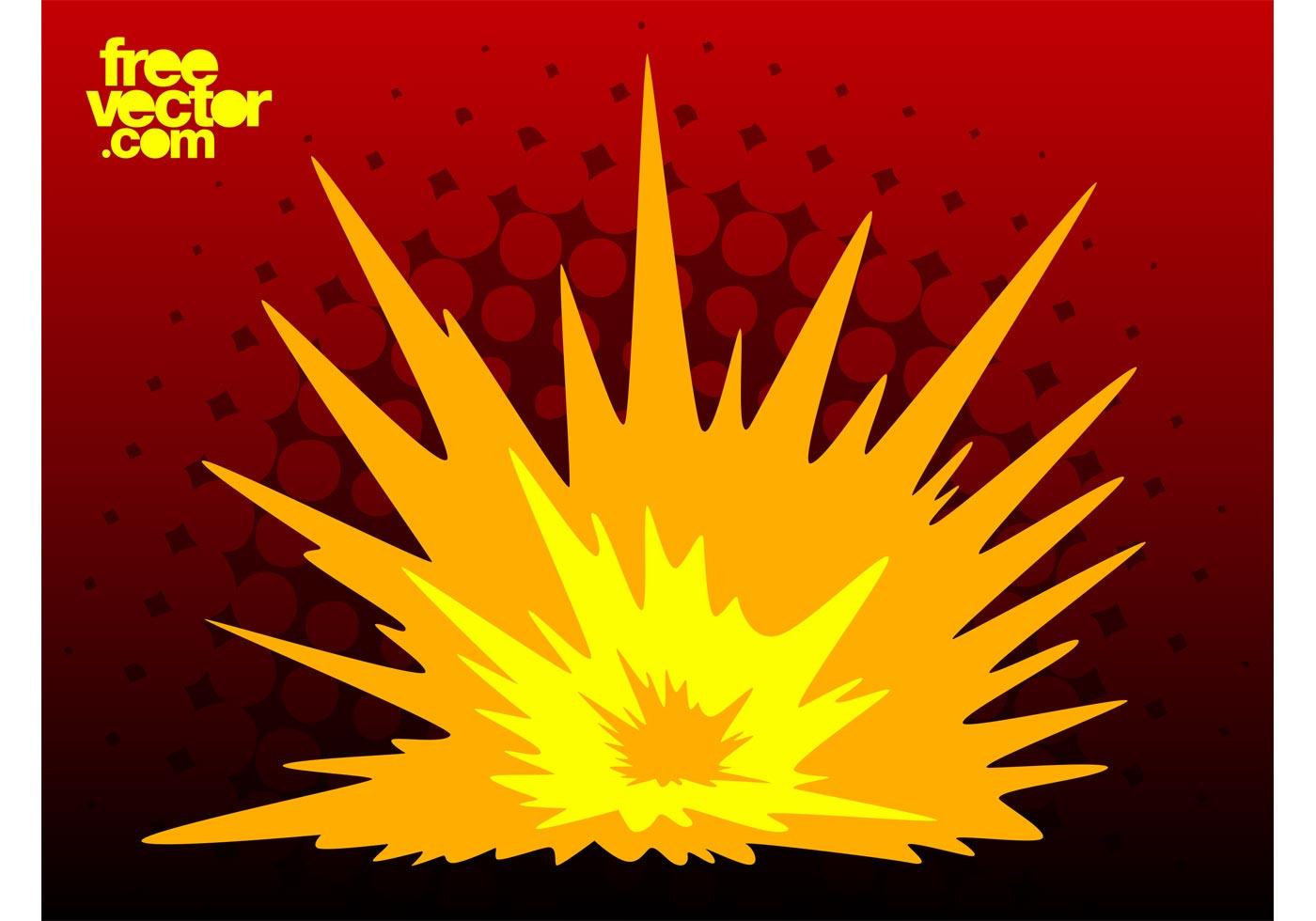 Calendar Maker Art Explosion : Explosion free vector art downloads