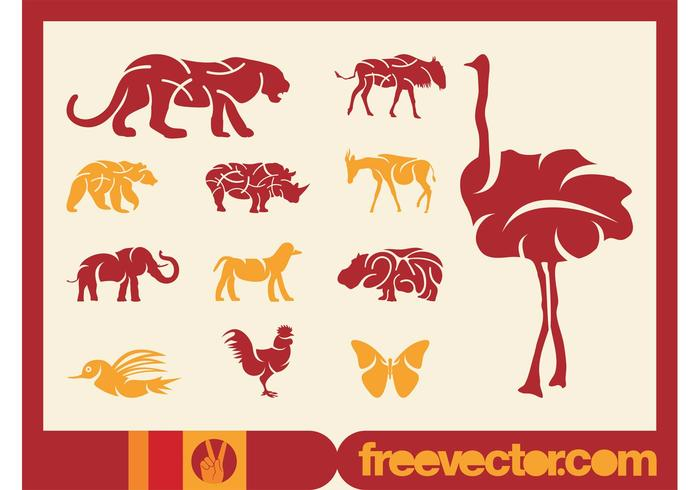 Wild Animals Graphics