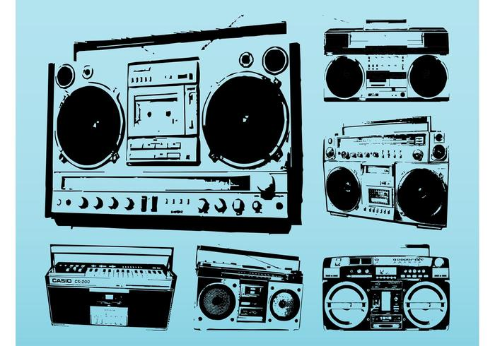Boomboxes