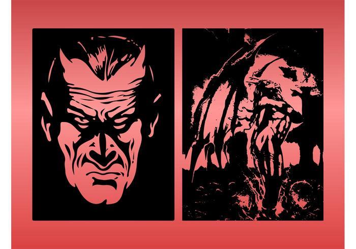 Demons Portraits