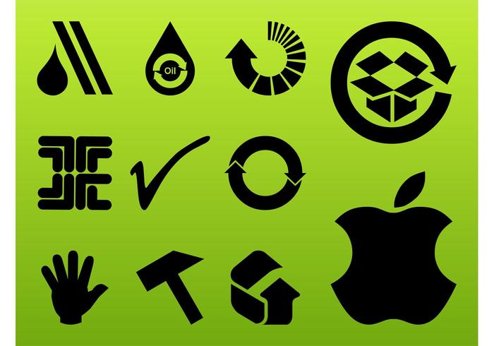 Logos und Symbole