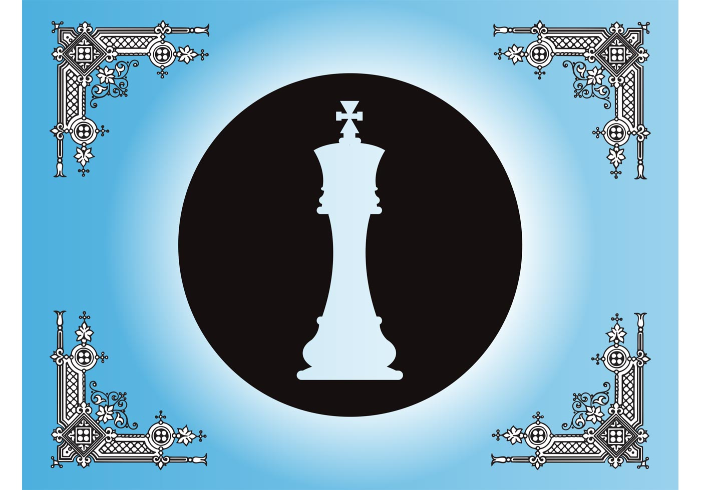 Antique Chess Layout - Download Free Vector Art, Stock ...