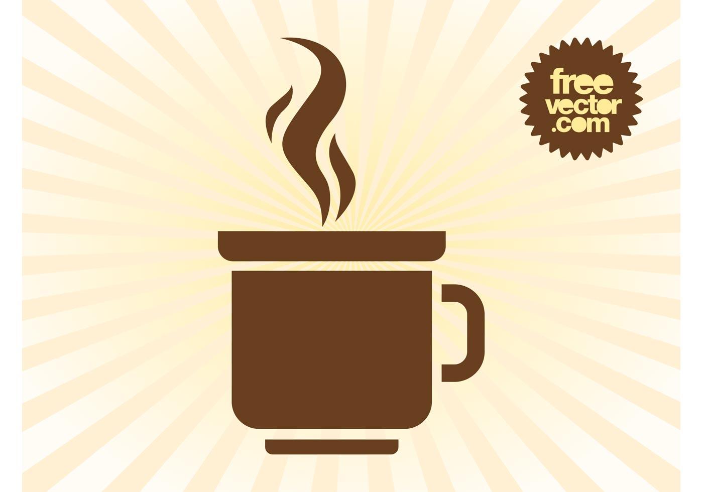 Coffee Mug Logo - Down...