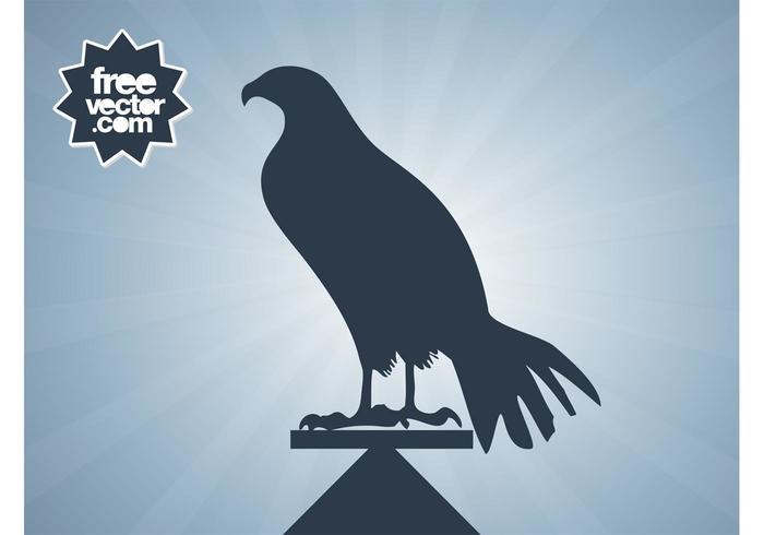 Falcon Silhouette