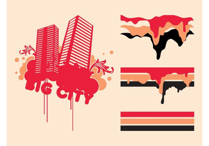 Graffiti Vector Graphics