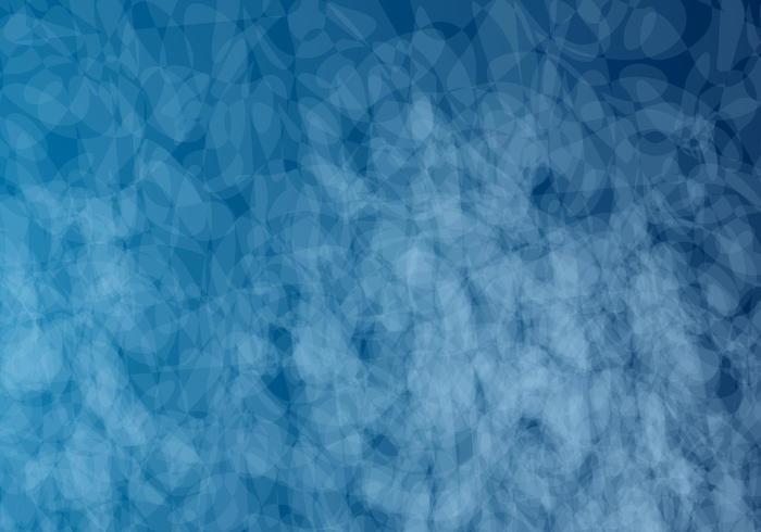 Blue Bokeh Vector
