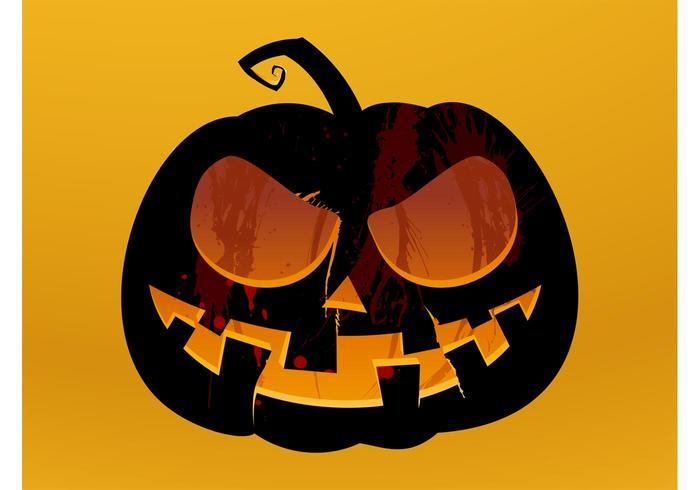 Halloween Lantern Vector
