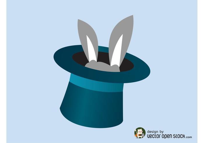 Magician Hat Vector