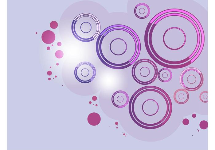 Vector Circles Decoration