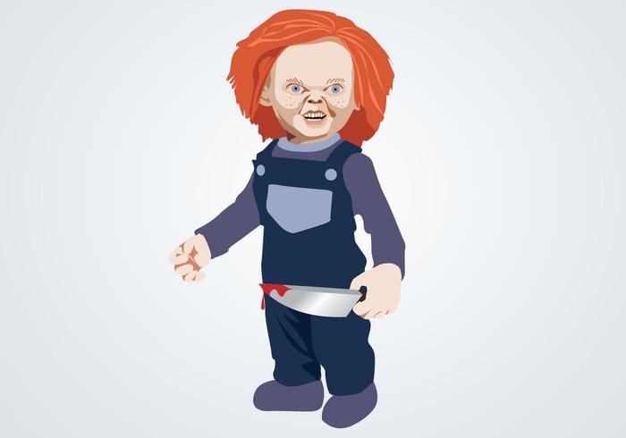 Chucky Vector