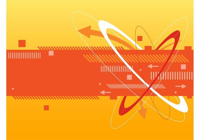 Graphiques vectoriels de la bannière