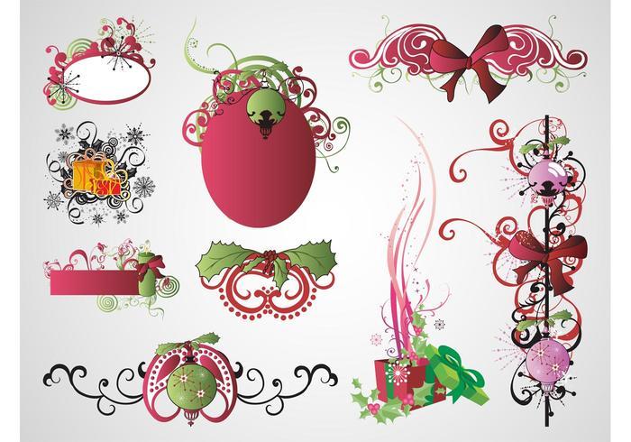Vector Christmas Designs