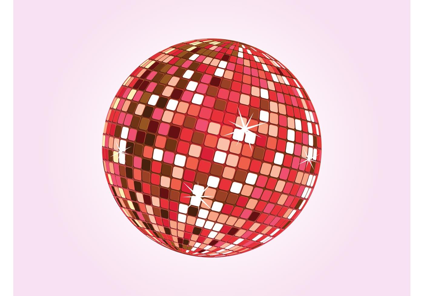Vector Disco Ball Download Free Vector Art Stock