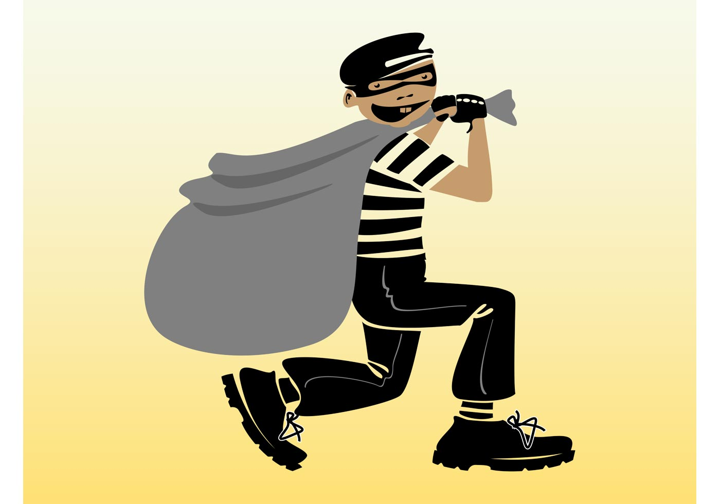 Robber Free Vector Art - (1561 Free Downloads)