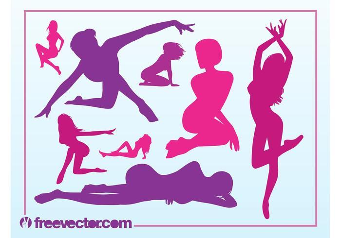 Sexy Women Vectors