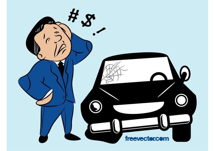 Car Insurance Vector