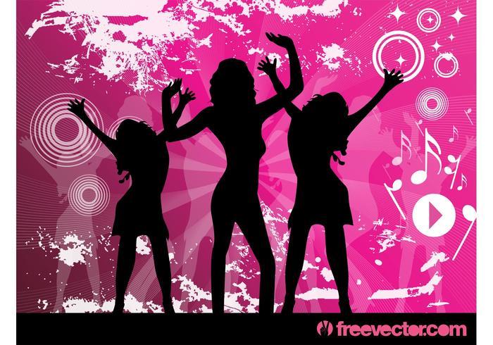 Disco tjejer