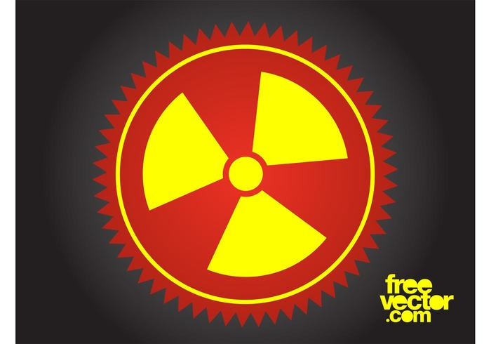 Radioactive Button