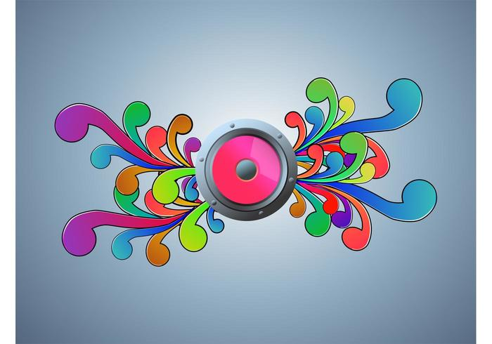 Vector Music Speaker Design