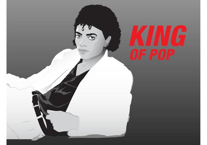 Vector Michael Jackson